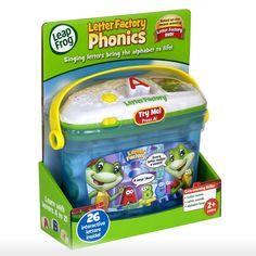 Leapfrog Toys > 24m+ > Letter Factory Phonics | VIDEO
