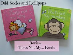 That's Not My... Books Review - sharing our thoughts on the that's not my ... series of board books for toddlers