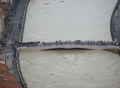 Emergenza maltempo, le immagini scattate dall-elicottero della polizia - Foto e video - il Tirreno