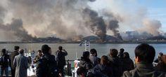 Corea del Norte y Sur efectúan intercambio de disparos en el mar amarillo