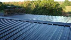 R Panel Metal Roof Ridge Vent