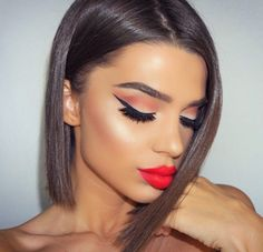 instagram: exteriorglam love her make-up looks