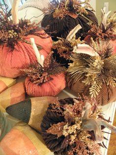 Uniquely ella - Love these corduroy pumpkins!