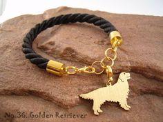 Golden retriever 1 - hund Nr.36 von FRROdesign auf DaWanda.com