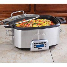 Cuisinart Cook Central Multi-cooker, 7-quart, 7 Quart – KITCHEN APPLIANCES