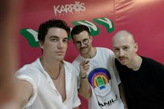 The guys the first day in Manila, Philippines, April Paul Jason Klein, Indie Pop Bands, Extended Play, Lany, Pretty Boys, Cool Bands, Good Music, The One, Guys