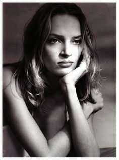 Uma Thurman : Muses, Cinematic Women | The Red List