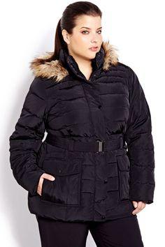 008ec123097 piniful.com plus size down coats (11)  curvyplus Addition Elle