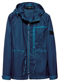 Stone Island Shadow Project_Spring Summer '014 www.stoneisland.com  40716 CAGOULE JACKET_MUSSOLA GOMMATA_PACKABLE