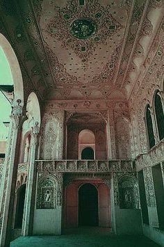 Tabatabai Mansion - Kashan, Iran