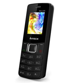 "Hitech Micra 120 consist 1500 mAh Battery,1.7"" (4.5cm) Screen,Bluetooth MP3, MP4,Auto Call Recorder FM,Loud Speaker,Games,Digital Camera,32 GB External Memory"