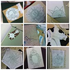 Year 8 sketchbook studies of medals from Ww1 History, Year 8, Design Department, Classroom Projects, Remembrance Day, World War One, Wwi, Art Projects, Homeschool