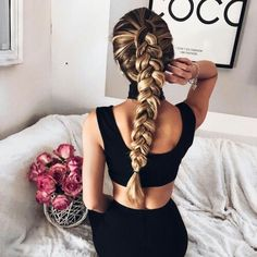 Braid #hairgoals #L4L #tagforlikes #F4F #FF