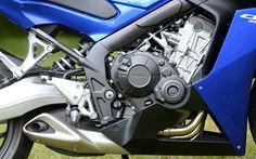 Honda CBR650F - Galerie de photos - Moto Journal