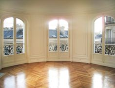 Rue Dupuytren, 75006 Paris ~ My absolute dream apartment! French Interior, Home Interior, Interior Architecture, Interior And Exterior, Interior Decorating, Interior Styling, Decorating Ideas, Decor Ideas, Scandinavian Interior