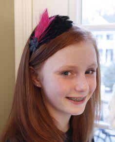 Feather Headband, Costume Ideas, Kid, Crafty, Google, Image, Black, Fashion, Child