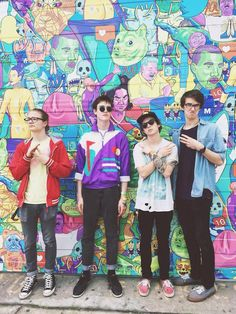 Hippo Campus - Bashful Creatures - Ein Highlight - https://www.musikblog.de/2015/07/hippo-campus-bashful-creatures-ein-highlight/ #HippoCampus