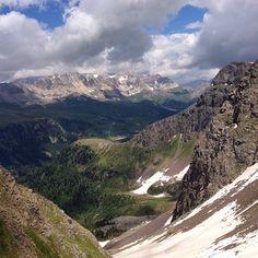 Sui #sentieri della Grande #Guerra Cima #Gronton #Dolomiti