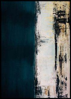 Abstract Oil 4 Poster - Handla posters online på Desenio