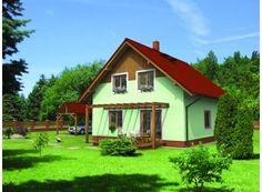 Typový dům | Typový rodinný dům APOLLON