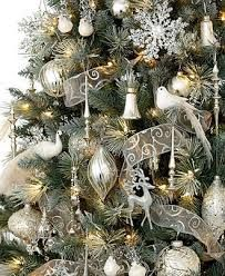 winter themed christmas tree - Google Search