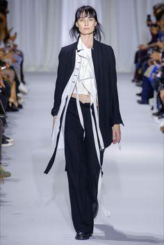 Ann Demeulemeester at Paris Fashion Week SS 2017
