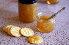 Lemon Ginger Marmalade Ingredients:  2 pounds lemons 8 cups water 8 cups white sugar 2 cups lemon juice 1 tablespoon peeled and grated fresh ginger 1 tablespoon chopped crystallized ginger