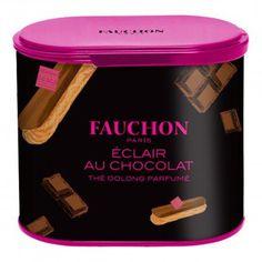 Eclair au chocolat By Fauchon.