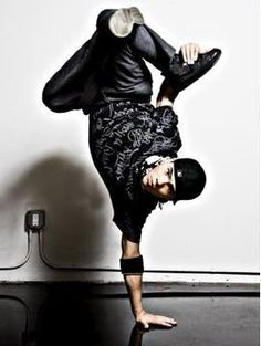 "Dominic ""D-Trix"" from Quest Crew- Awesome dancer and funny comedian"