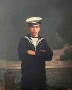 Frederick William Elwell - John Travers Cornwell (1900–1916), VC, 1916