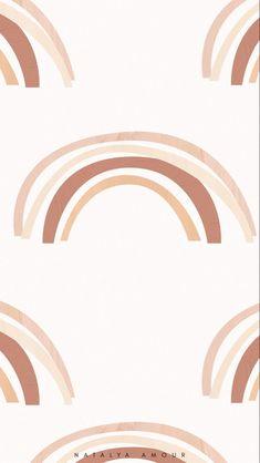 Pastel Iphone Wallpaper, Free Phone Wallpaper, Phone Wallpaper Quotes, Rainbow Wallpaper, Iphone Background Wallpaper, Aesthetic Iphone Wallpaper, Aesthetic Wallpapers, Pink Iphone, Wallpaper Desktop
