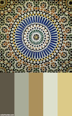 moroccan design: mosaic 13 | moroccan design, tile design and mosaics