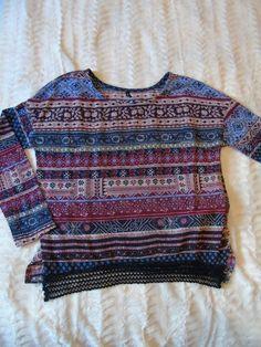 Pull à motif - vinted.fr Pulls, Sweaters, Fashion, Pattern, Womens Fashion, Moda, La Mode, Sweater