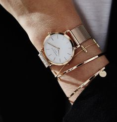 The Tribeca White – Rose Gold and bracelets from the Downtown Chic collection … - Gold Jewelry Cute Jewelry, Jewelry Accessories, Fashion Accessories, Jewelry Shop, Trendy Accessories, Cheap Jewelry, Luxury Jewelry, Jewelry Stores, Fashion Bracelets