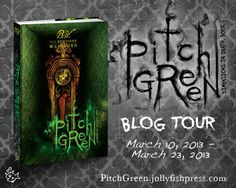 Blog Tour (Guest Post & #Giveaway): Pitch Green by The Brothers Washburn - Ends at 12:01am EST 3/30