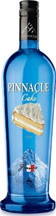 Pinnacle Vodka Cake $14.99
