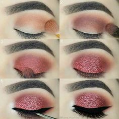 Augen Make-up Der Beitrag Augen Make-up Appea . - Maquillaje de ojos The post Maquillaje de ojos appeared first on makeup…. Augen Make-up - Makeup Inspo, Makeup Inspiration, Makeup Tips, Hair Makeup, Makeup Glowy, Peach Makeup, Makeup Ideas, Makeup Products, Natural Makeup