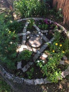 Witchy Garden, Gothic Garden, Dream Garden, Garden Art, Garden Design, Sacred Garden, Spiritual Garden, Calla Lillies, Garden Planning