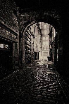 Looks like Jack the Ripper's office