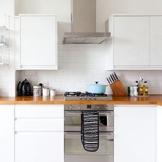 Kitchen-diner | Take a tour of this smart tenement flat | housetohome.co.uk | Mobile