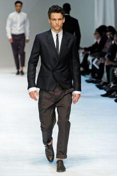 Dolce & Gabbana | Spring 2012 Menswear Collection | Simon Nessman