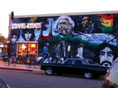 Hippie Gypsy, 4th Avenue, Tucson, AZ. Whenever I go here, I want to stay for hours and see everything!