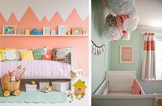 27 Meilleures Images Du Tableau Chambre Corail Kids Bedroom Coral