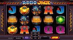 Moderni Microgaming kolikkopeli Robo Jack tulee 243 tapaa voittaa ja 5 kiekkoa kasino peli. On joitakin vaikuttavia ominaisuuksia on ollut, kuten Ilmaiset Kierrokset erilaisilla eduista, joita he voivat tuoda Hajontamerki ja erämaissa.