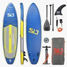 Enjoy your water activities with the help of this amazing Swonder Classic Glowworm Premium Inflatable Stand Up Paddle Board with Full SUP Accessories. Sup Stand Up Paddle, Sup Paddle, Inflatable Paddle Board, Inflatable Kayak, Pool Shoes, Sup Boards, Waterproof Phone Case, Kayak Accessories