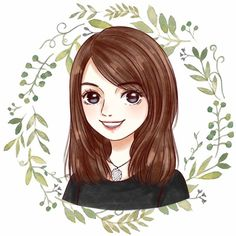 Custom digital anime portrait, cartoon portrait, caricatures, illustrations from photo, Cute personalized gift for family/friends to print. Cartoon Styles, Cartoon Art, Dibujos Pin Up, Restaurant Logo, Avatar Cartoon, Chibi Couple, Portrait Cartoon, Cute Cartoon Pictures, Portraits From Photos