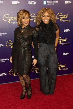 mary mary gospel singers | Mary Mary Beautiful Voice, Beautiful Women, Office Attire Women, Erica Campbell, Neo Soul, Cool Style, My Style, Gospel Music, Celebs
