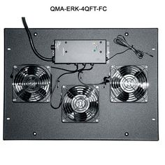 Middle Atlantic ERK Stand-Alone Enclosure three fan panel icon