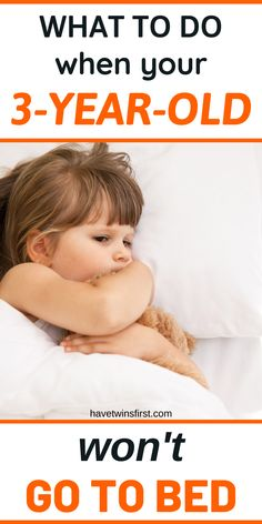 How to help your 3 year old that won't go to bed. Solving toddler sleep problems at bedtime. What to do about a 3 year old sleep regression. #toddlersleep Fun Activities For Toddlers, Parenting Toddlers, Pacifier Weaning, Toddler Sleep Problems, Toddler Sleep Training, Toddler Nap, 3 Year Olds, Toddler Schedule, How To Have Twins