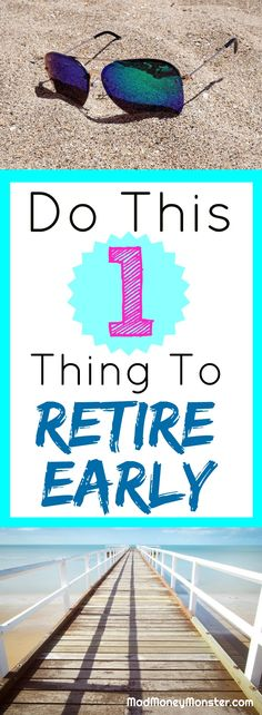 If you think it's impossible to save enough money to retire, think again. By using changing a few habits and keeping an eye on your money, you, too, can join the exclusive club of early retirees! Retirement Advice, Saving For Retirement, Early Retirement, Retirement Planning, Teacher Retirement, Retirement Cards, Financial Tips, Freedom Financial, Financial Literacy